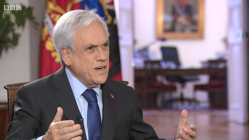 Sebastián Piñera.