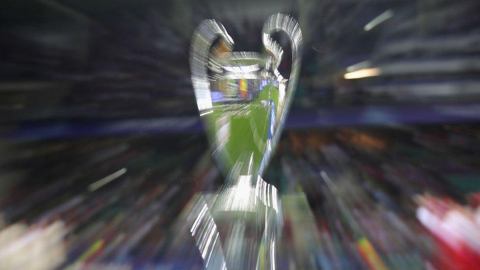 Trofeo de la Liga de Campeones