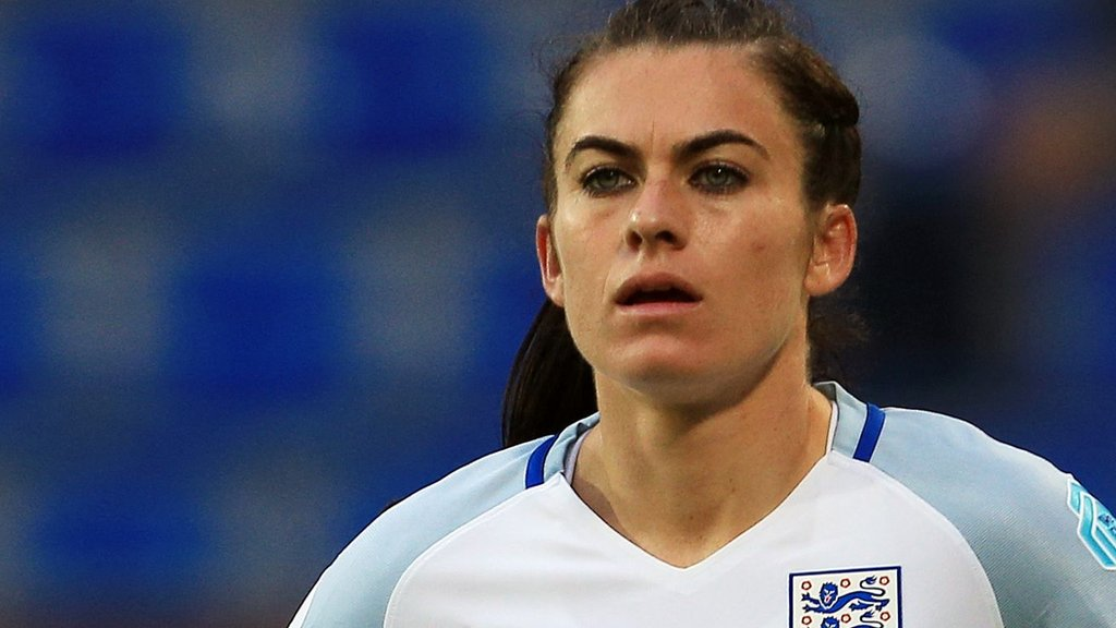 Karen Carney: Chelsea and Football Association report abuse to police