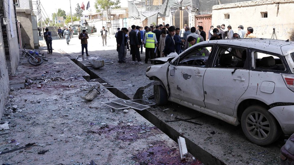 Kabul, Afghanistan,