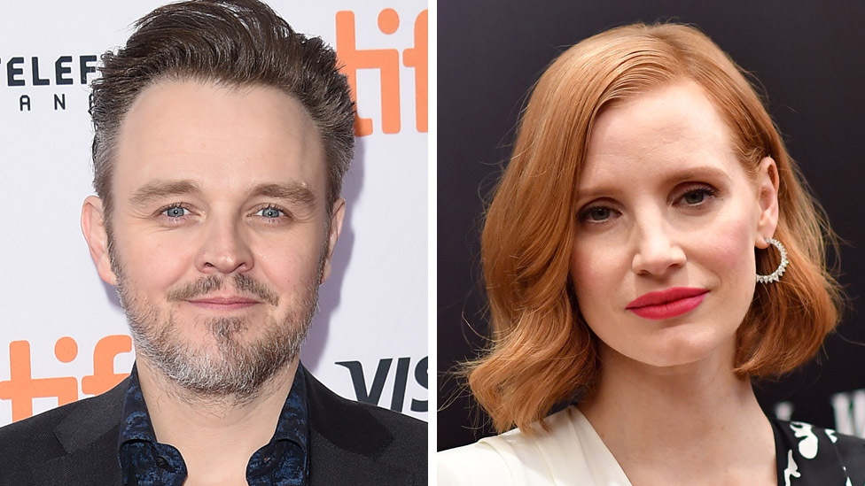 Director exits Jessica Chastain film after backlash