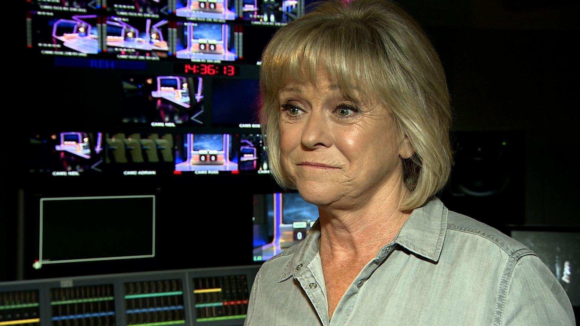 BBC Sport presenter Sue Barker