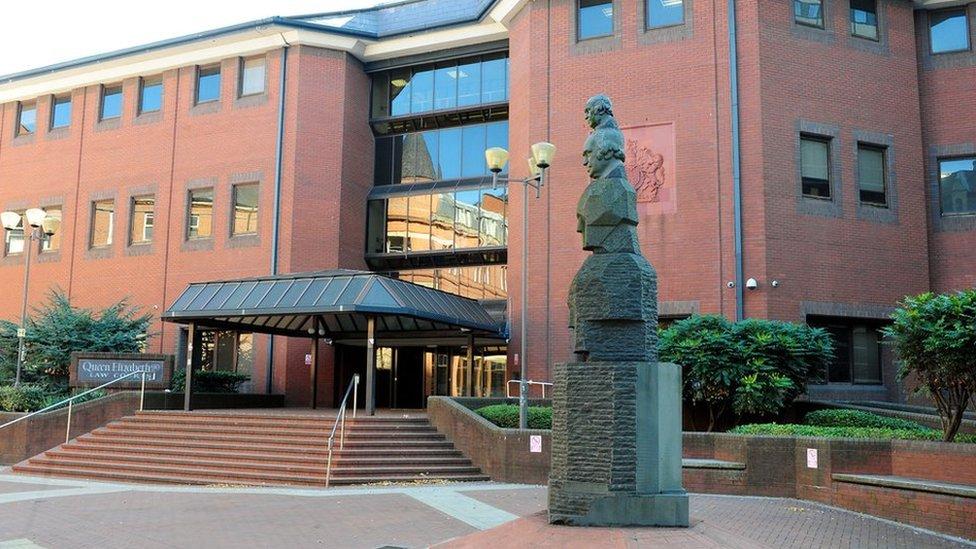 West Midlands Police Officer Tasered Man After Being Sworn At Bbc News