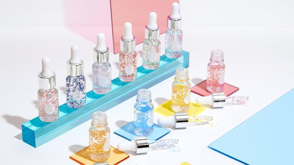 Productos de Skin Inc