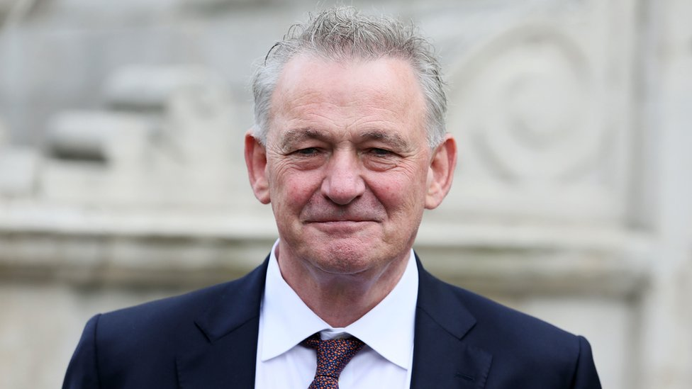 Ex-Dragons' Den judge Peter Casey to stand for Irish president