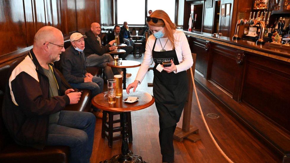 Aberdeen pub