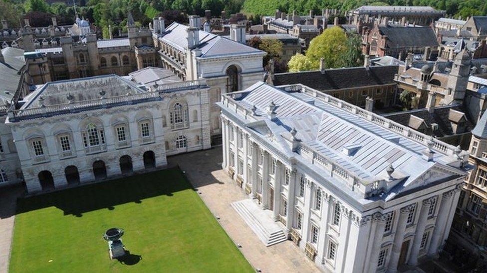 Cambridge University Senate House