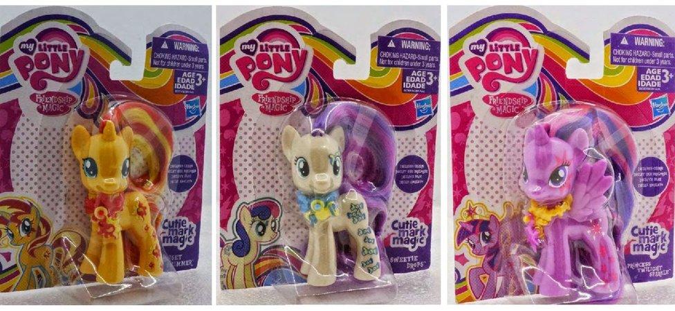 My Little Pony merchandise