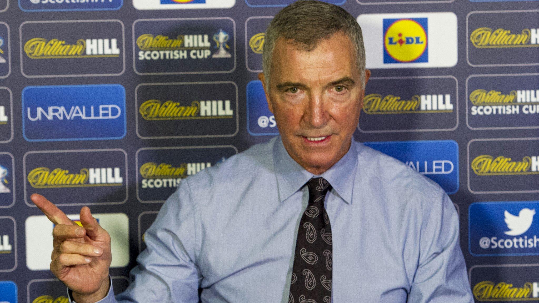Rangers can return to golden period - Souness