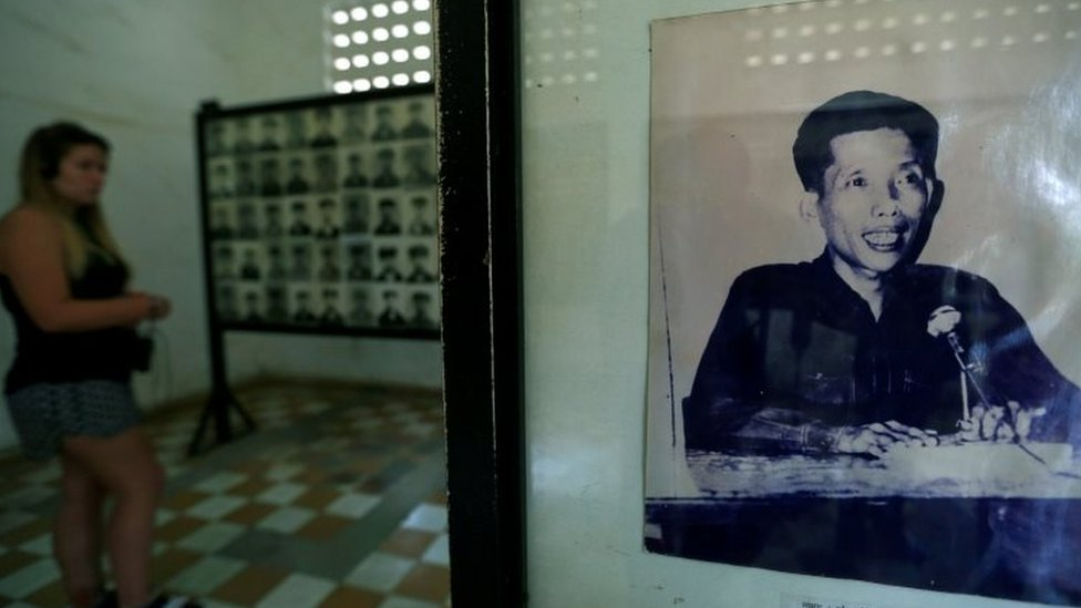Khmer Merah, Komunisme