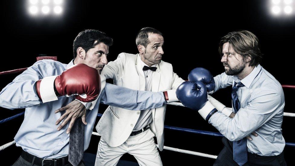 Boxeadores econonomistas