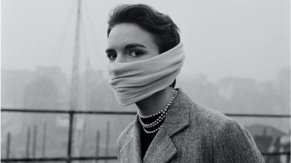 mujer en 1953