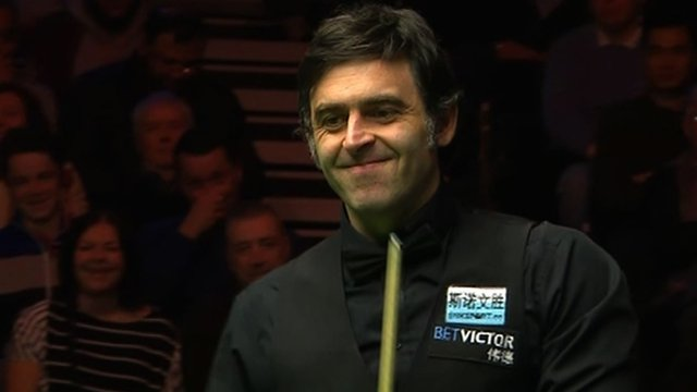 O'Sullivan turns down 147 chance