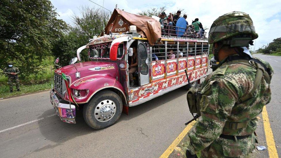 Bus indígena