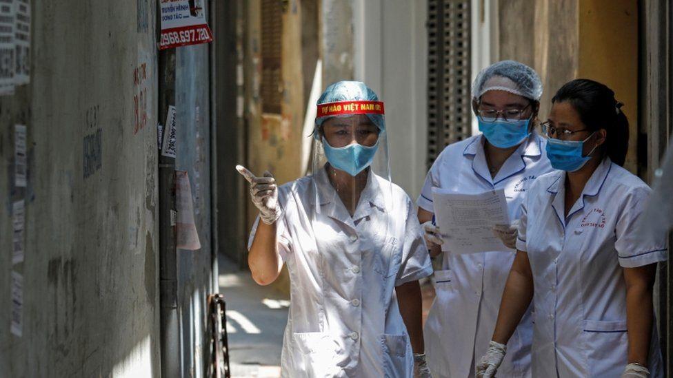 Perawat Vietnam