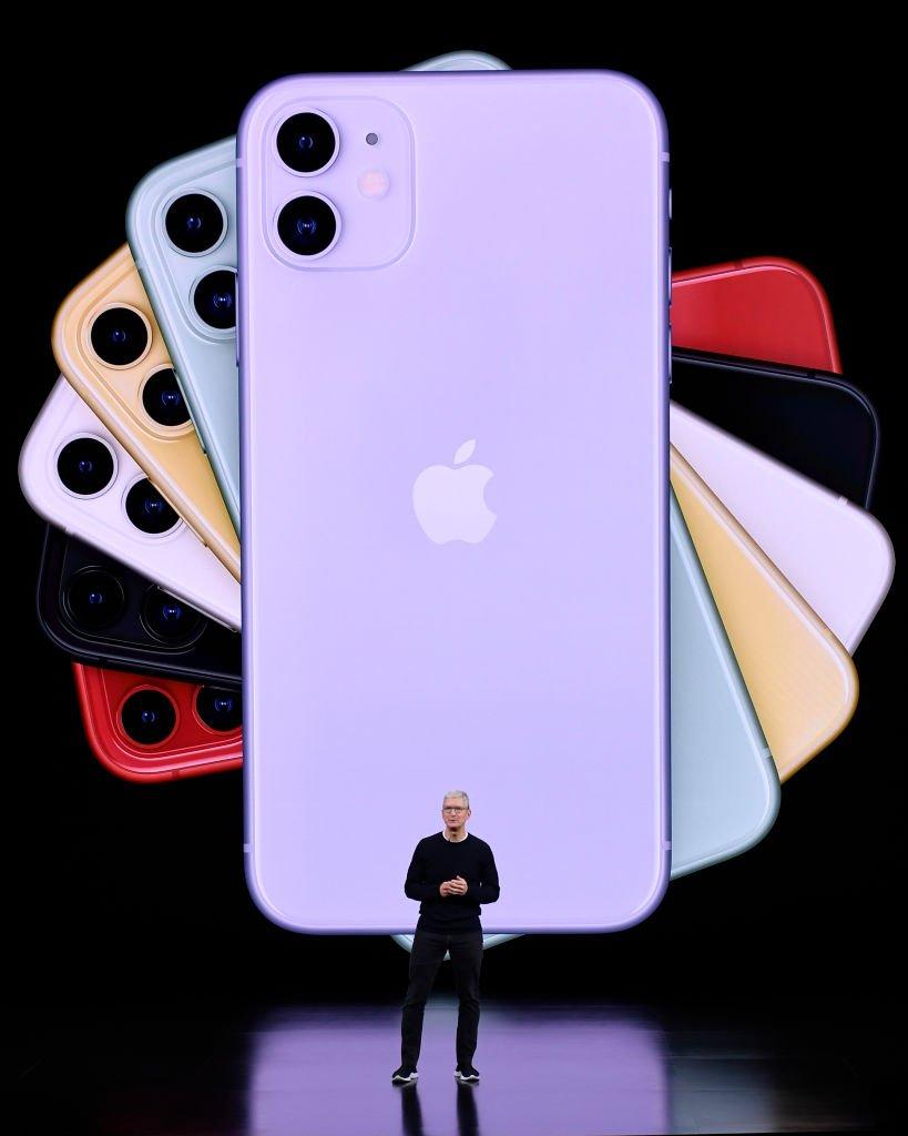 Presentación de Apple