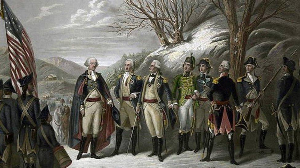 ذكرى يوم الاستقلال في الولايات المتحدة