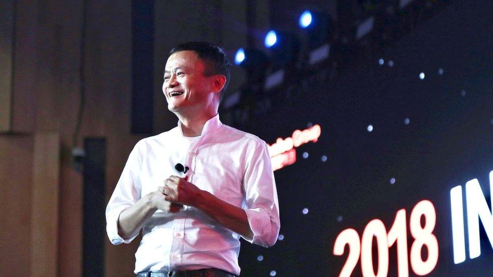 Jack Ma, de Alibaba