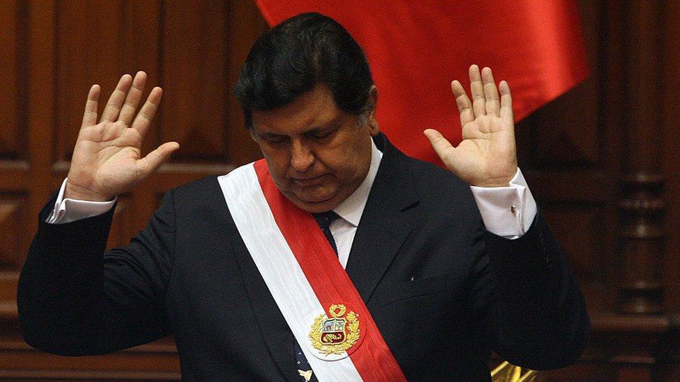 Suicidio de Alan García: 6 momentos que marcaron la vida política del fallecido ...