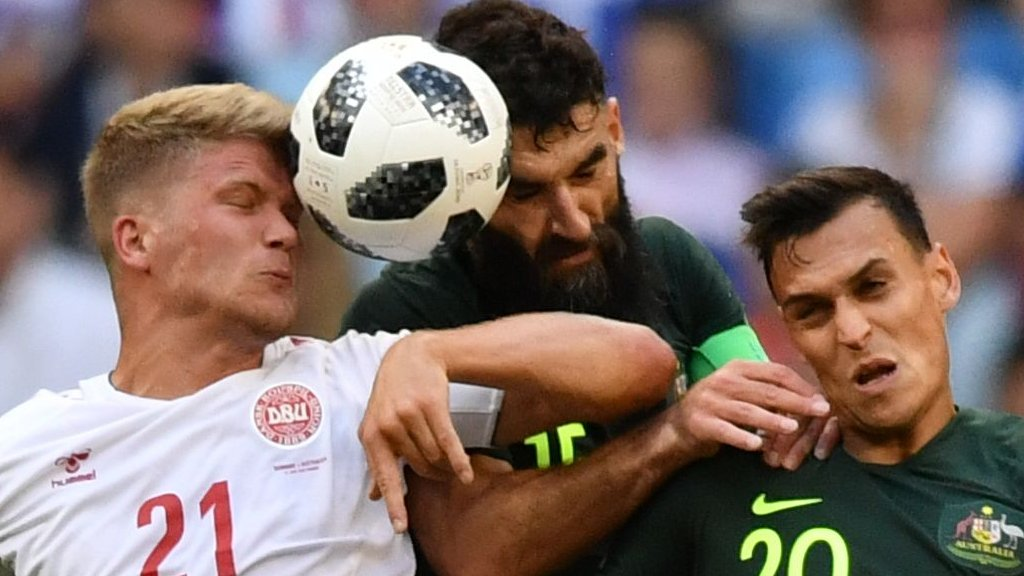 World Cup 2018: Denmark v Australia - how you rated the players