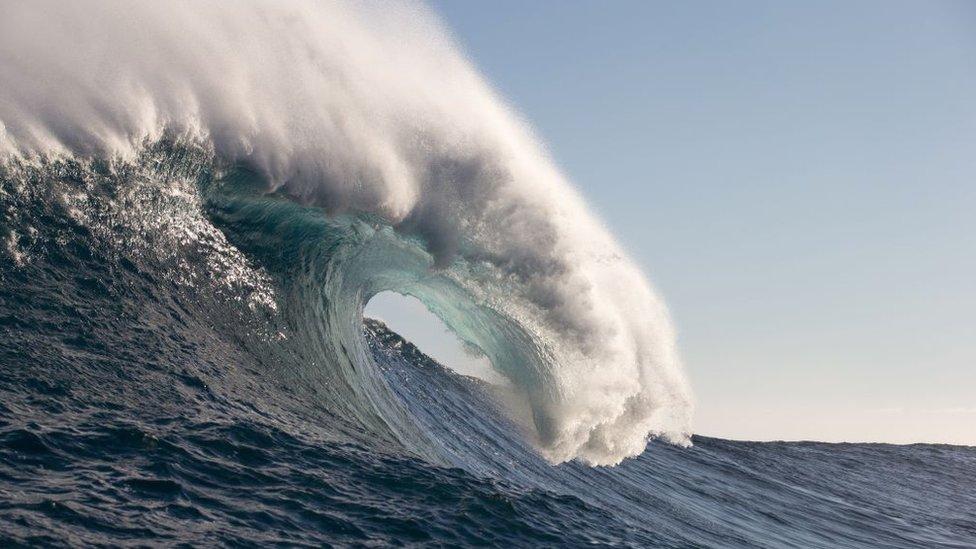Рекордну хвилю зафіксували у Новій Зеландії