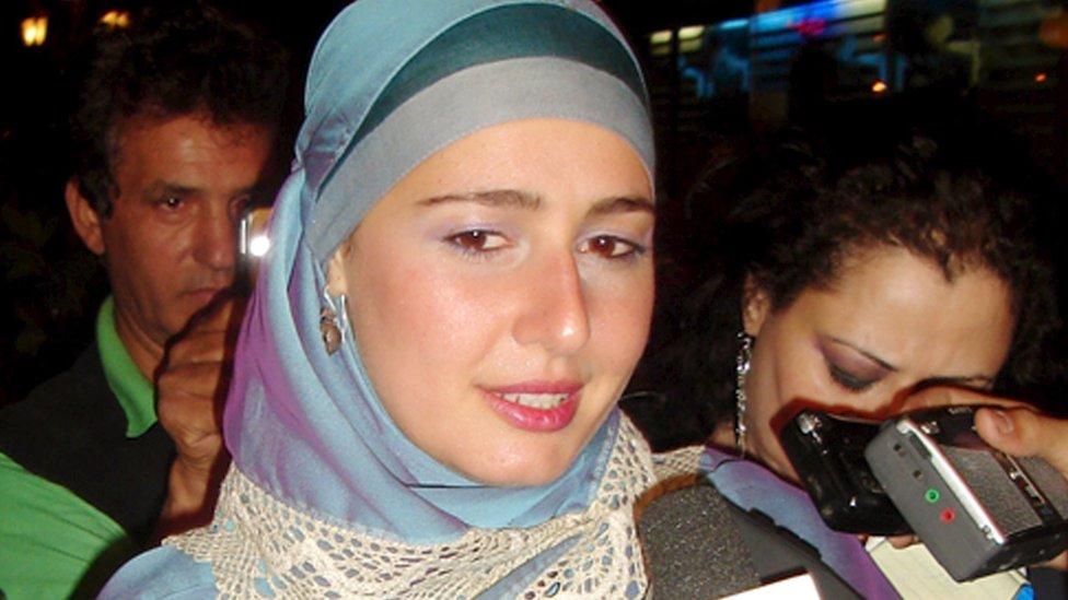 Hala Shiha in 2006