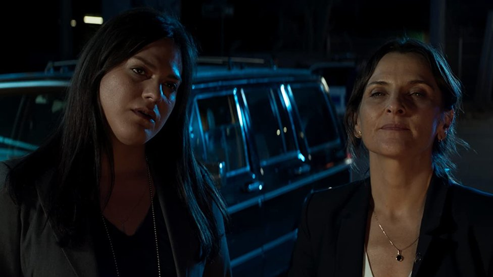 Daniela Vega y Antonia Zegers