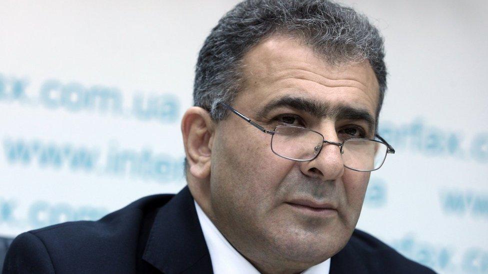 """МЗС: Посол Палестини спростував заяви про """"російський Крим"""""""