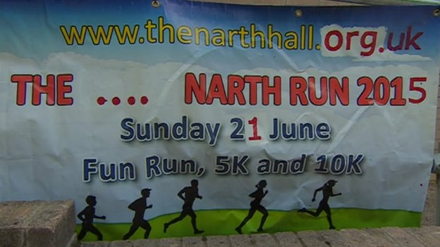 Narth Run poster
