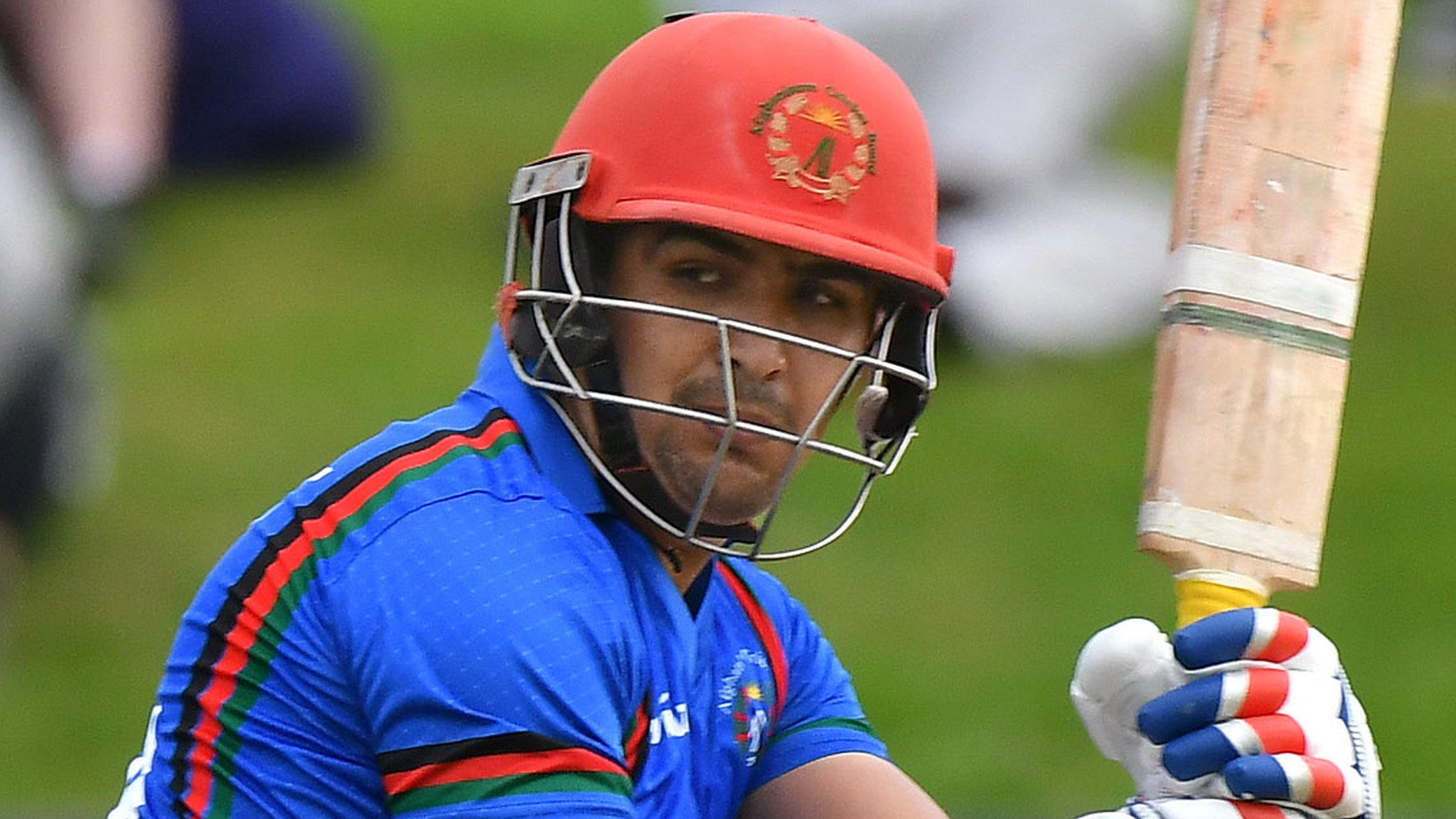 Afghanistan set record T20 international total against Ireland