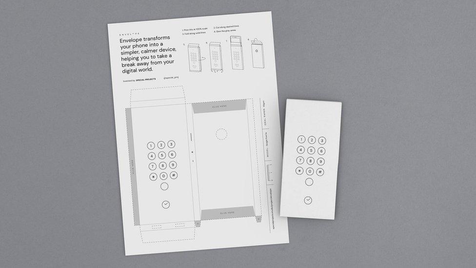 PDF con instrucciones de armado