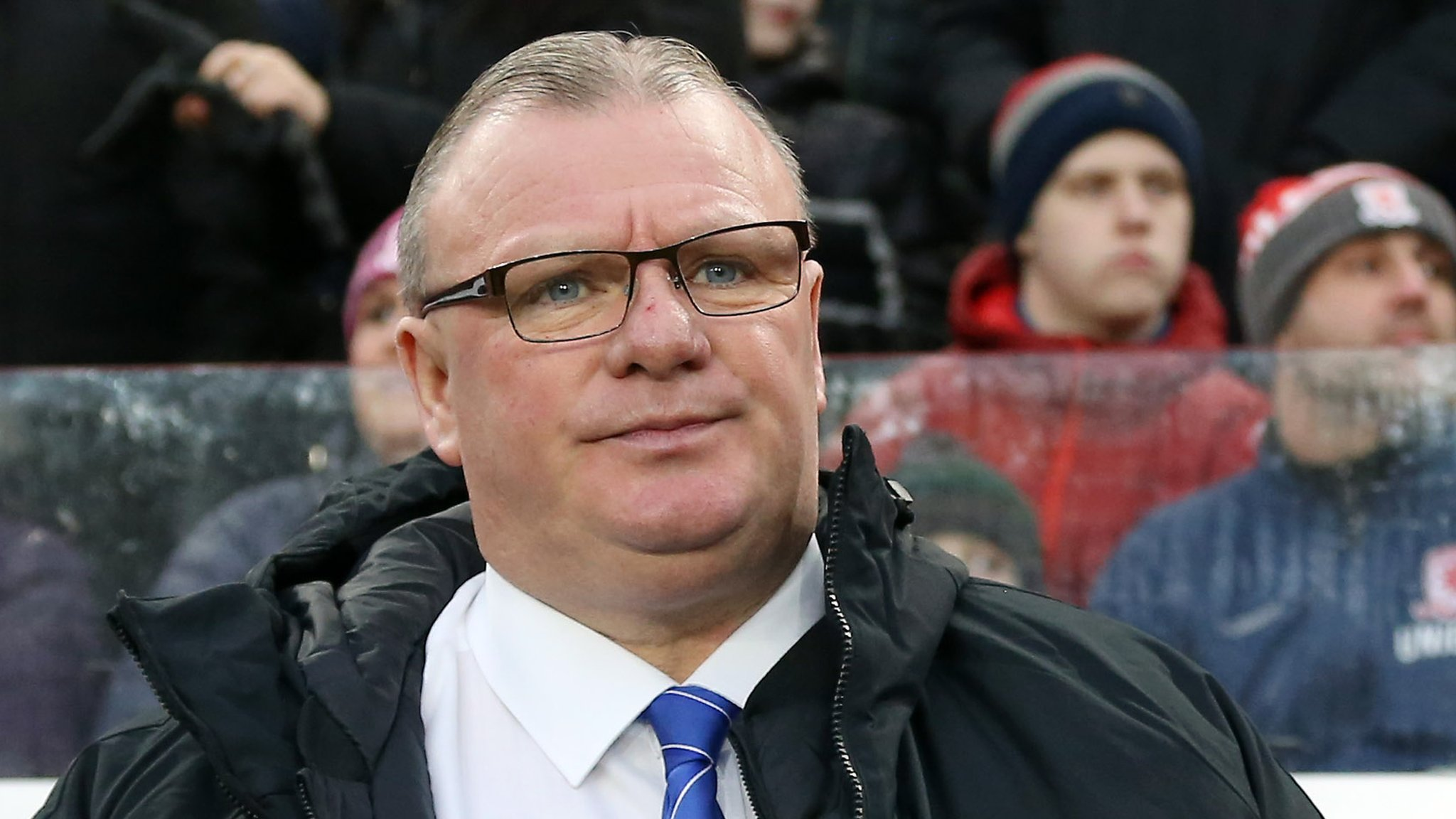 Steve Evans: Peterborough boss charged with improper conduct towards referee