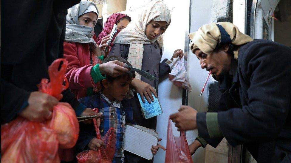 حذرت الأمم المتحدة من أن وضع الحوثيين على القائمة السوداء قد يدفع اليمن إلى مجاعة كبيرة