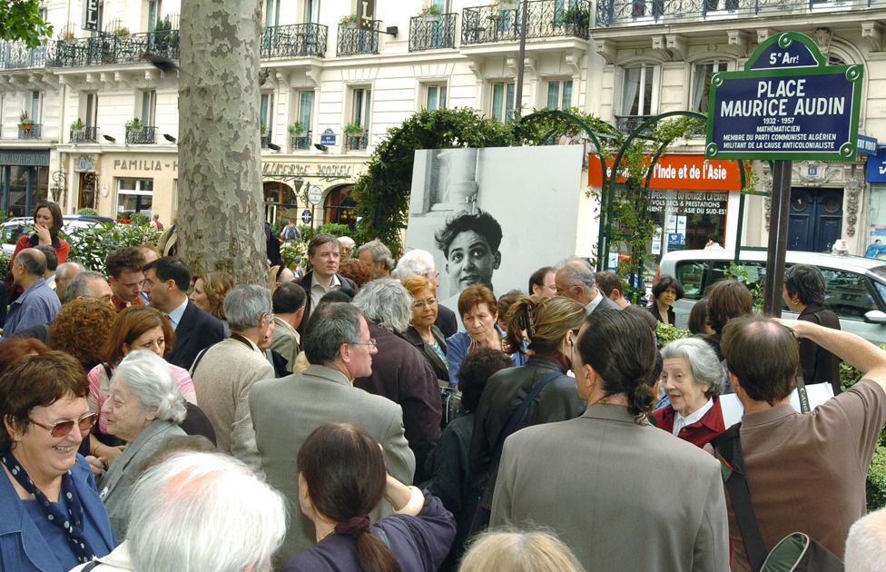Reunión en París