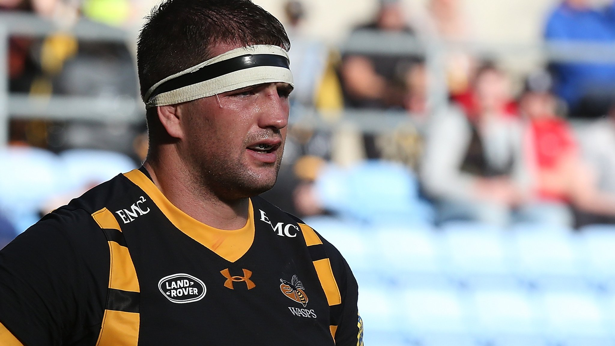Matt Symons: Harlequins sign Wasps lock for 2018-19 season