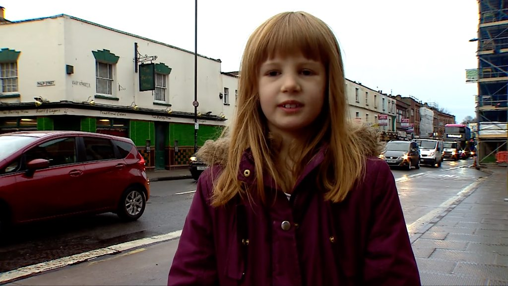 Air pollution: 'Our children are suffocating'