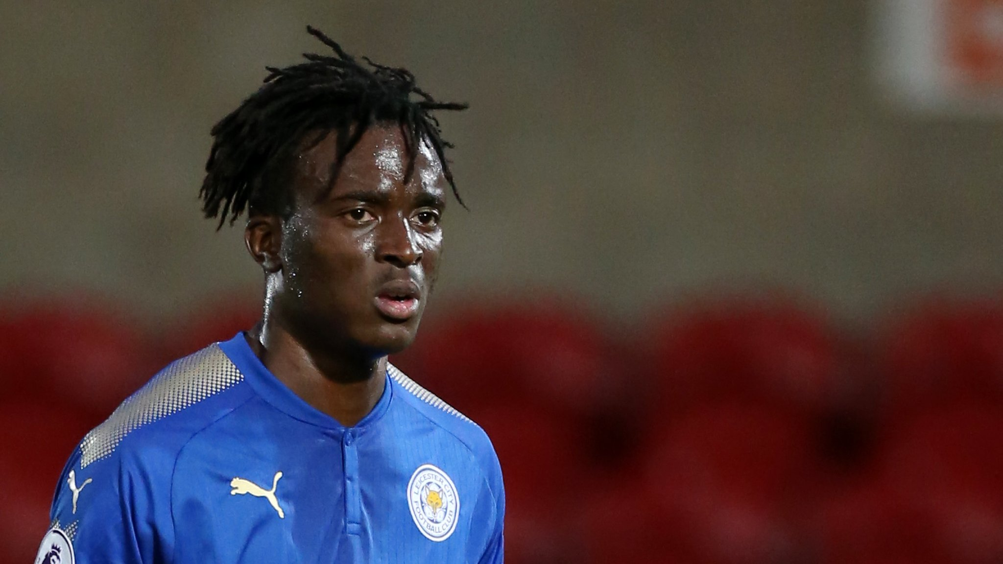 Josh Debayo: Cheltenham Town sign defender after release by Leicester City