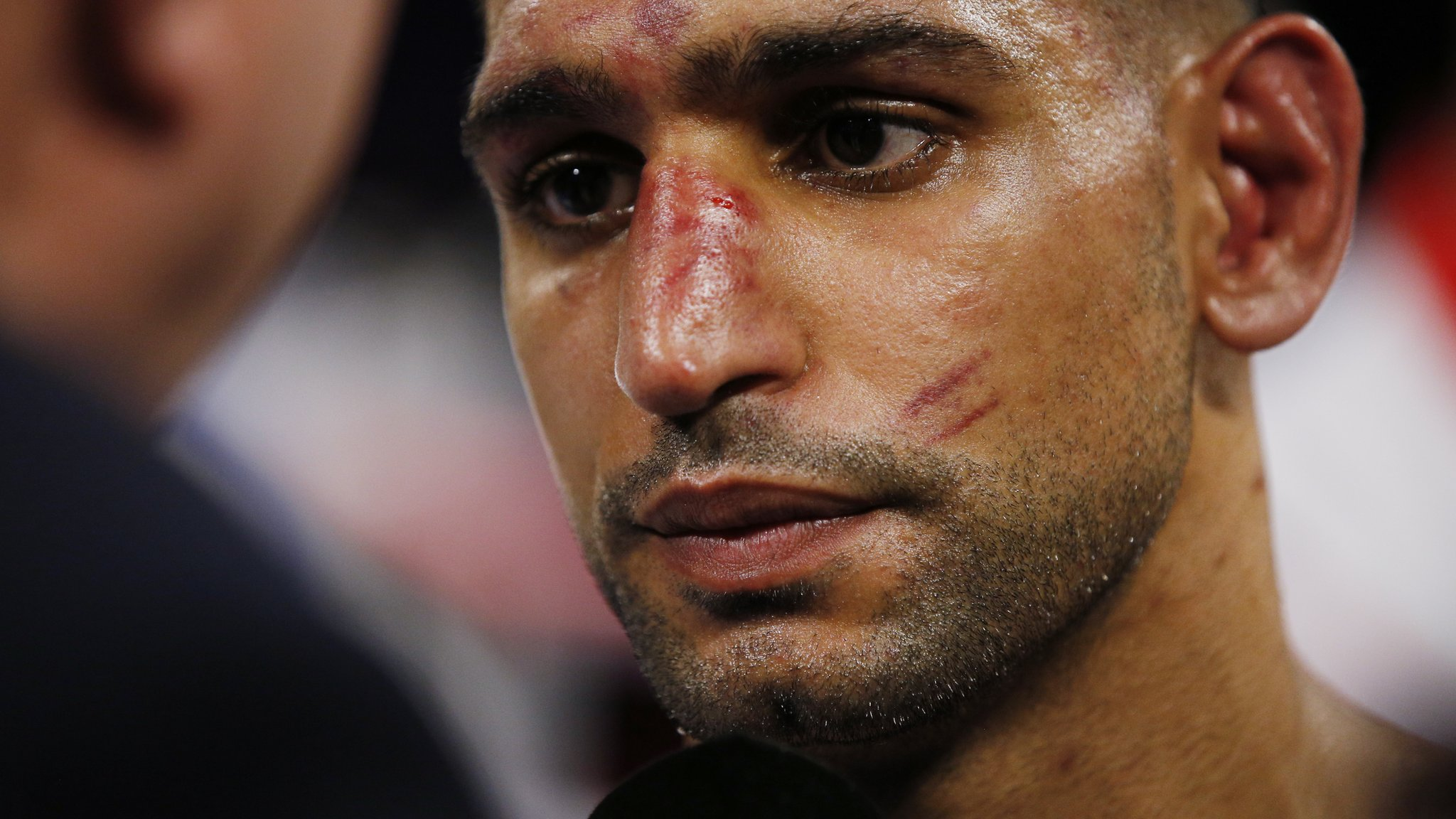 This will not be my last fight, says beaten Khan