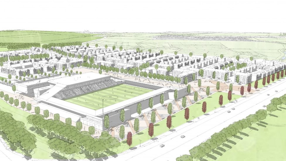 St Albans City's new football stadium plan on hold
