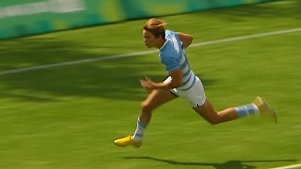 Youth Olympic Games: Argentina's Moneta scores 'absolutely superb' breakaway try
