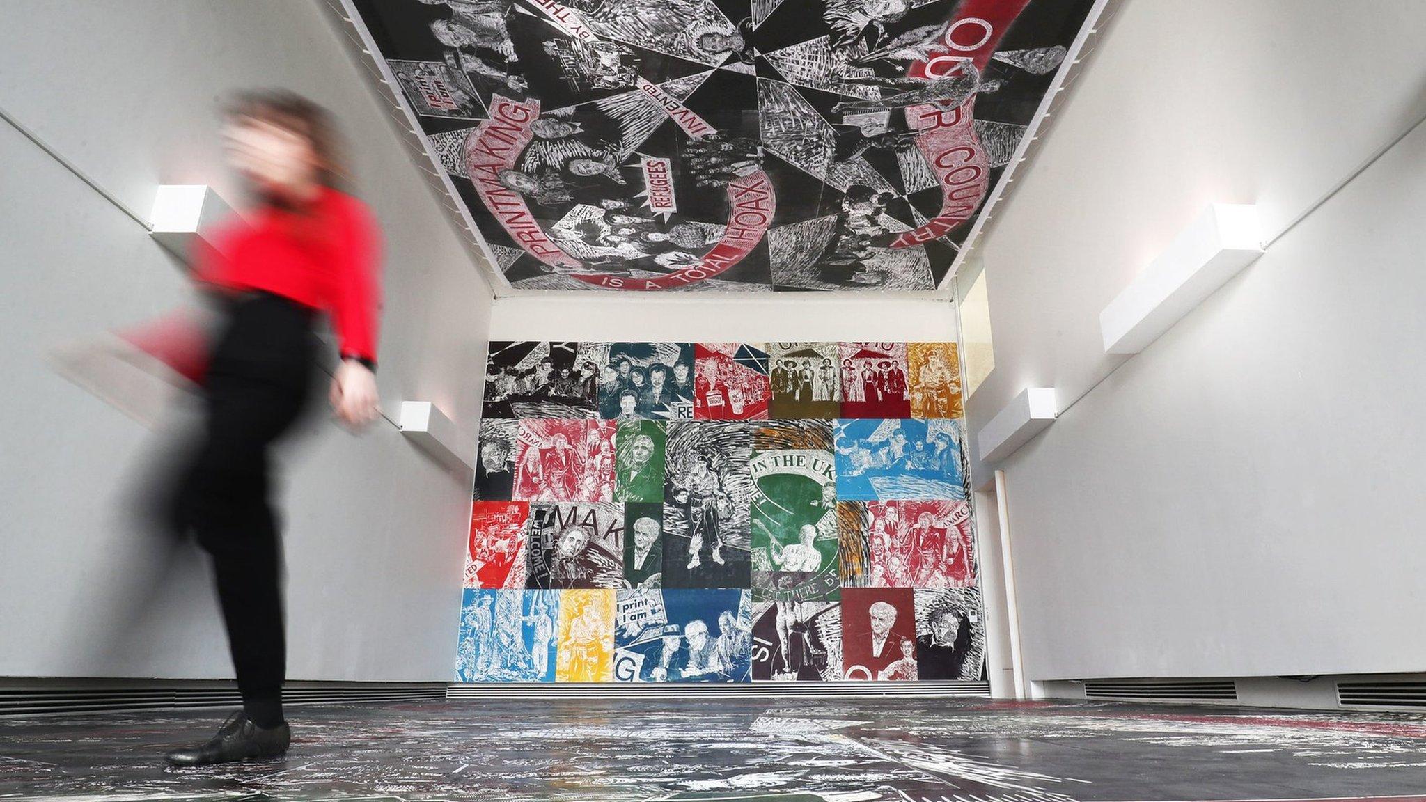 Former rubber factory to open as art hub in Edinburgh