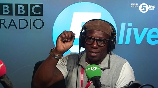 Ian Wright says media criticism of Raheem Sterling is 'tinged with racism'