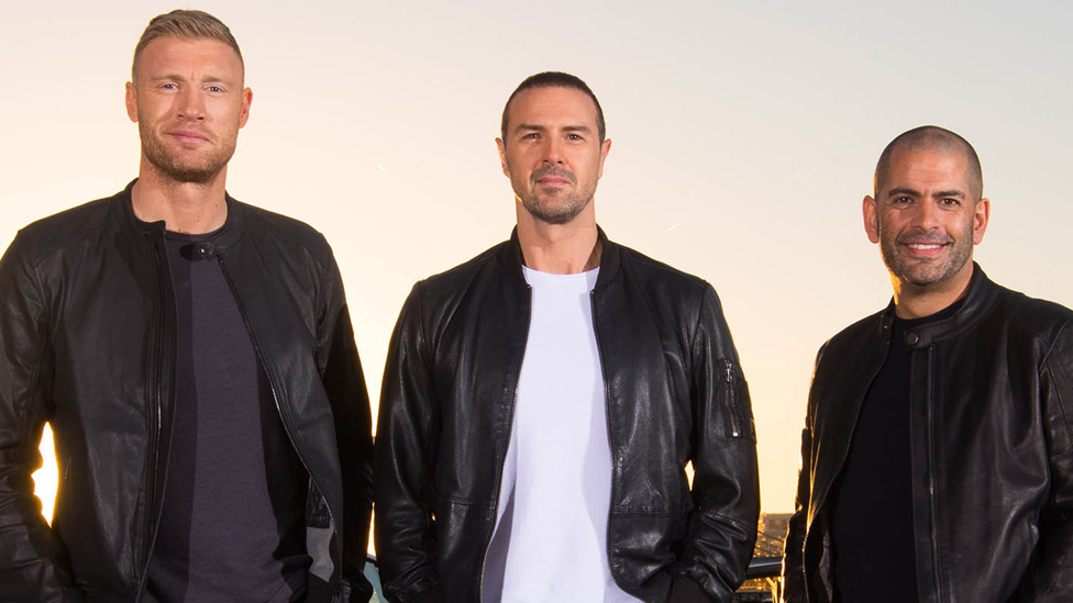 Top Gear: McGuinness and Flintoff announced as new hosts