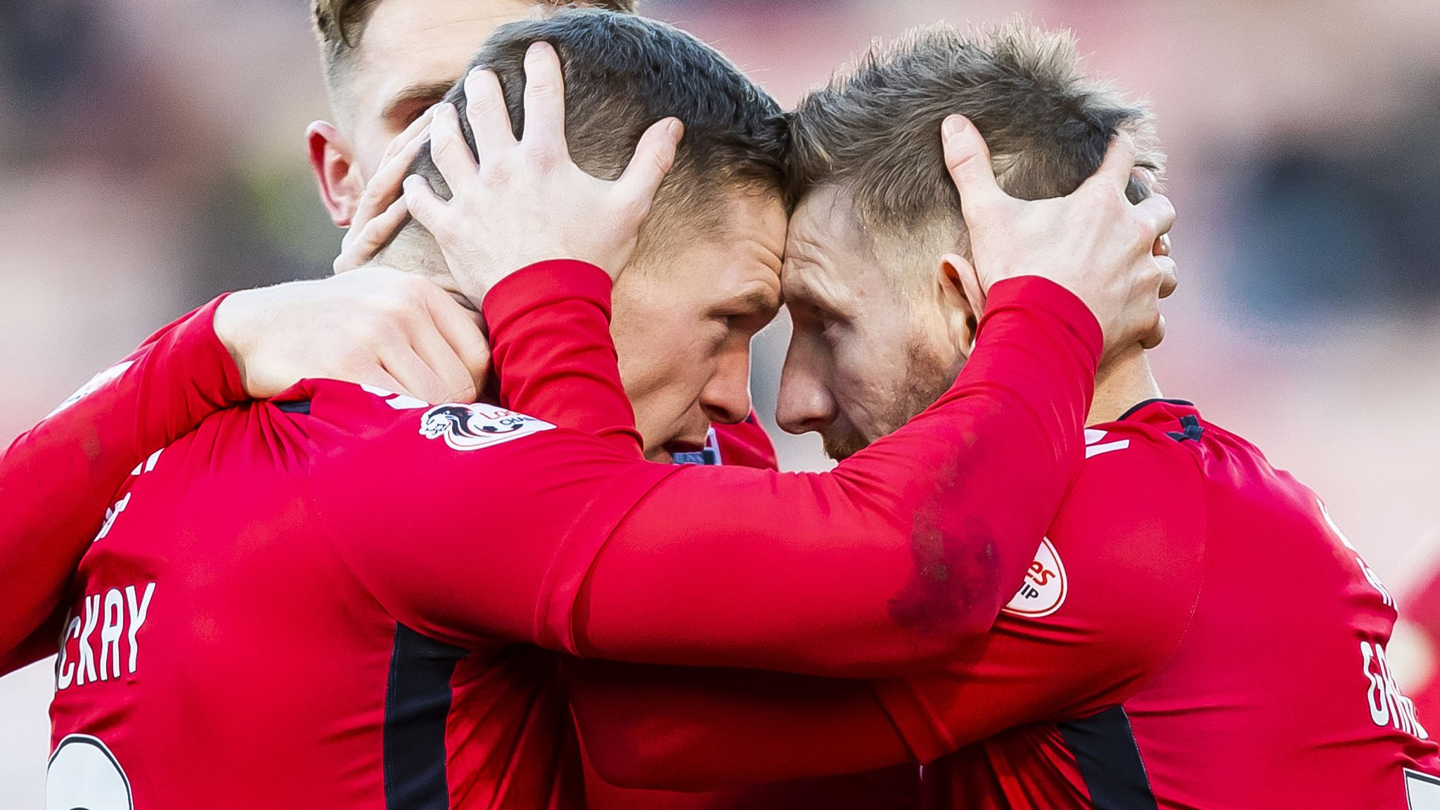 Dunfermline Athletic 1-2 Ross County: Highlanders stay three clear at top