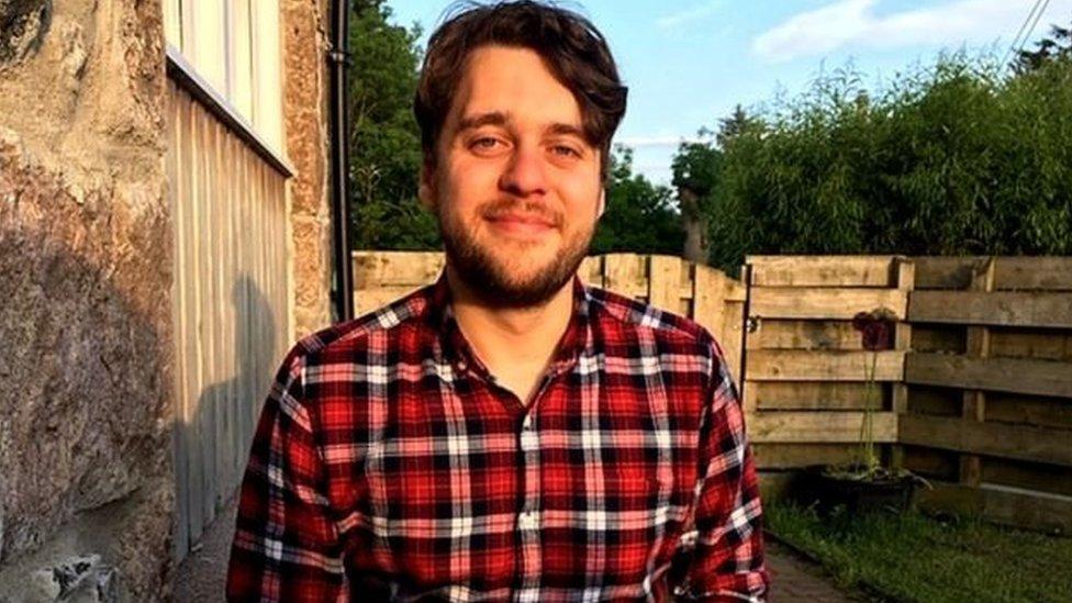 Callum O'Dwyer passou 12 semanas com fadiga crônica
