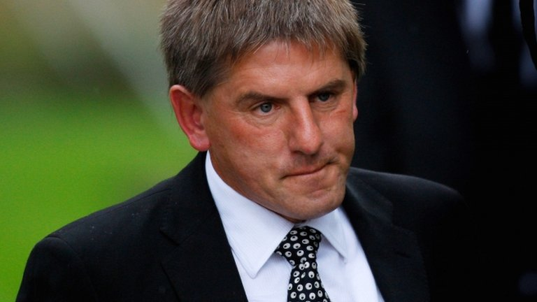 Peter Beardsley: Former Newcastle coach charged with using racist language by FA