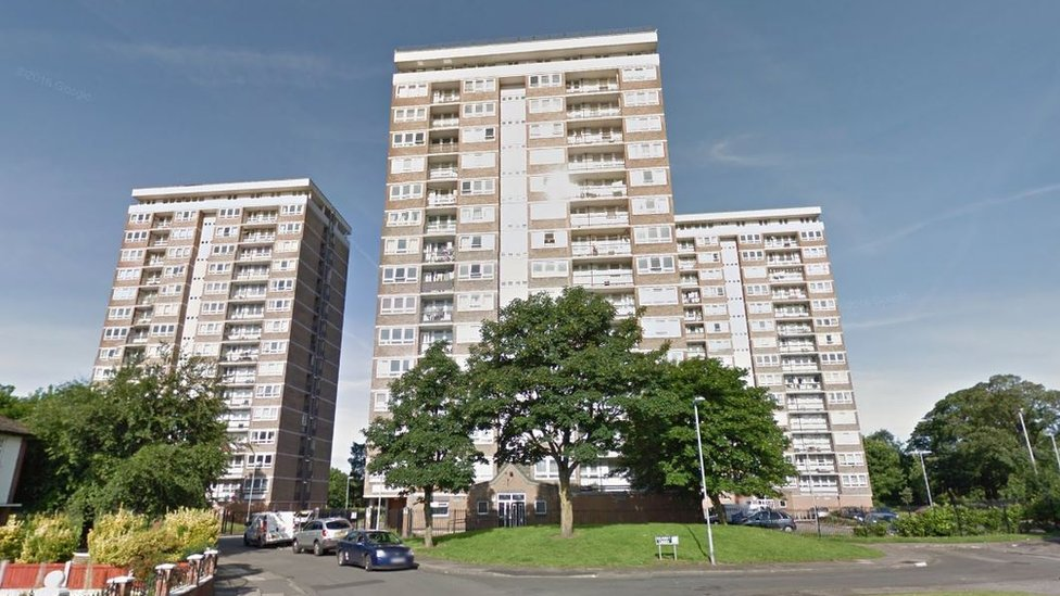 Knowsley Housing Trust tenants 'left at risk from fire'
