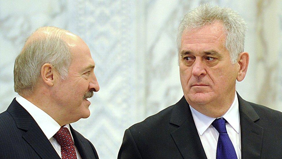 Minsk, 19. novembar 2015.