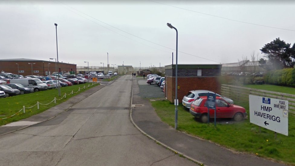 HMP Haverigg: Inmate 'sexually assaulted before death'