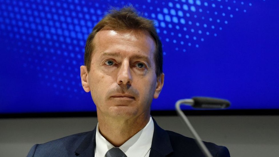 Airbus chief executive Guillaume Faury warned the tariffs could impact US jobs